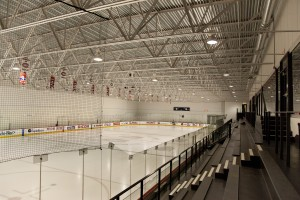 Complexe sportif Bell-glace 1